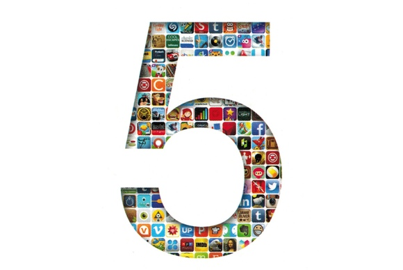 five years of app store