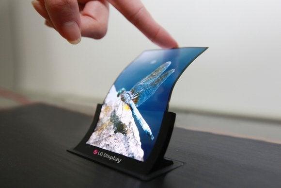 bendable smartphone displays