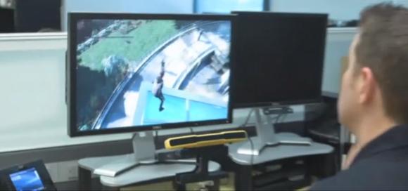PlayStation eye-tracking unit